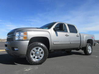 2013 Chevrolet Silverado 2500HD LT Crew Cab 4X4 Duramax in , Colorado