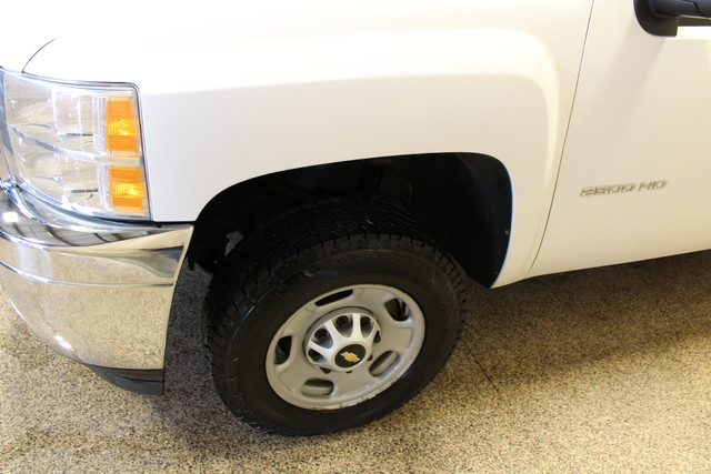 2013 Chevrolet Silverado 2500HD Work Truck Roscoe, Illinois 13
