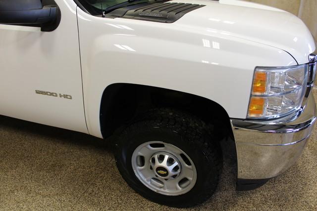 2013 Chevrolet Silverado 2500HD Work Truck Roscoe, Illinois 4