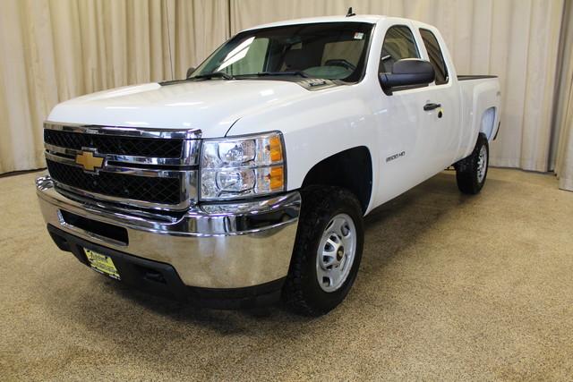 2013 Chevrolet Silverado 2500HD Work Truck Roscoe, Illinois 2