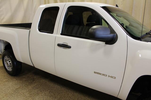 2013 Chevrolet Silverado 2500HD Work Truck Roscoe, Illinois 5