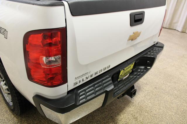 2013 Chevrolet Silverado 2500HD Work Truck Roscoe, Illinois 9