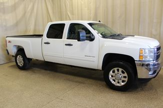 2013 Chevrolet Silverado 2500HD Long Bed LT Roscoe, Illinois