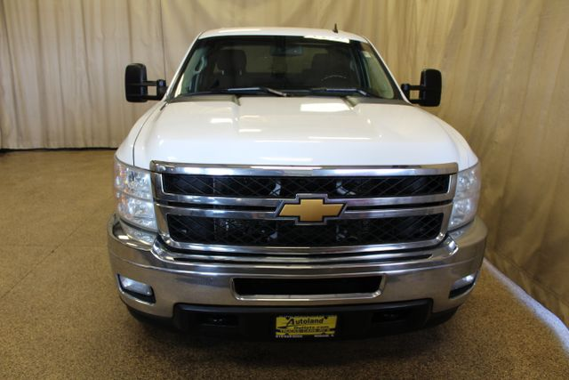 2013 Chevrolet Silverado 2500HD Long Bed LT Roscoe, Illinois 3