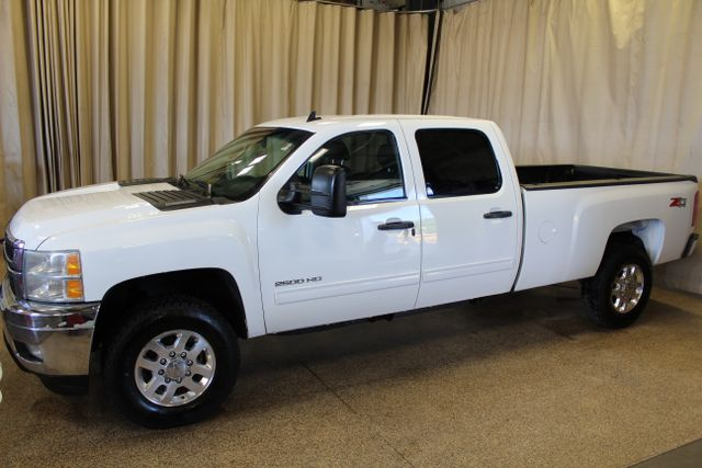 2013 Chevrolet Silverado 2500HD Long Bed LT Roscoe, Illinois 2