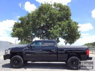 2013 Chevrolet Silverado 2500HD Crew Cab LT 6.6L V8 Duramax Diesel 4X4 | American Auto Brokers San Antonio, TX in San Antonio Texas