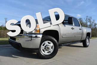 2013 Chevrolet Silverado 2500HD LT Walker, Louisiana