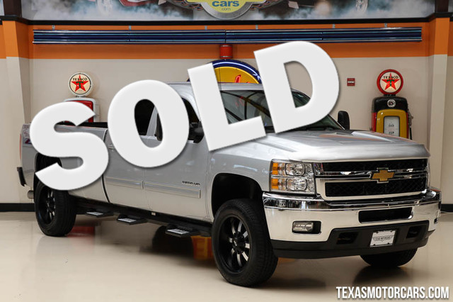 2013 Chevrolet Silverado 3500HD LTZ This Carfax 1-Owner 2013 Chevrolet Silverado 3500HD LTZ is in
