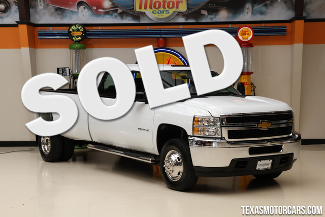 2013 Chevrolet Silverado 3500HD Work Truck This Carfax 1-Owner 2013 Chevrolet Silverado 3500HD Wor