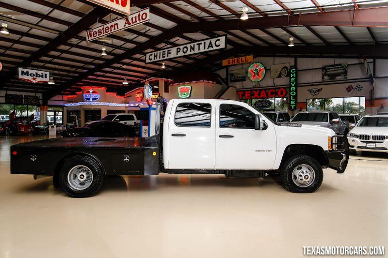 2013 Chevrolet Silverado 3500HD 4x4 Flatbed  in Addison, Texas