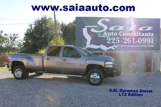 2013 Chevrolet 3500 Hd Crew Cab Ltz Duramax Diesel 4WD Navi Loaded NO FLOOD Clean Car Fax | Baton Rouge , Louisiana | Saia Auto Consultants LLC-[ 2 ]