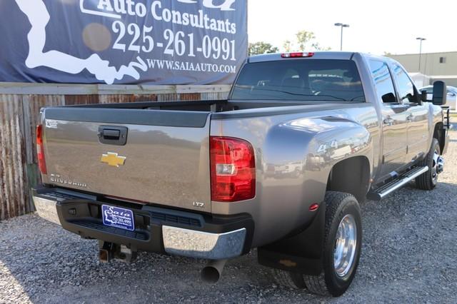 2013 Chevrolet 3500 Hd Crew Cab Ltz Duramax Diesel 4WD Navi Loaded NO FLOOD Clean Car Fax ...
