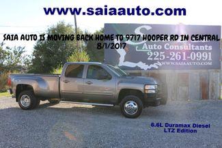 2013 Chevrolet 3500 Hd Crew Cab Ltz Duramax Diesel 4WD Navi Loaded NO FLOOD Clean Car Fax | Baton Rouge , Louisiana | Saia Auto Consultants LLC-[ 2 ]