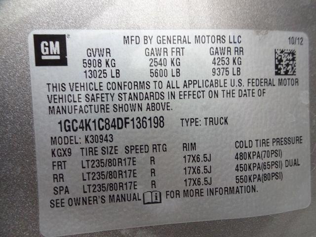 2013 Chevrolet Silverado 3500HD LTZ Corpus Christi, Texas 52