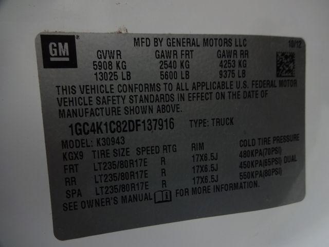 2013 Chevrolet Silverado 3500HD LTZ Corpus Christi, Texas 53