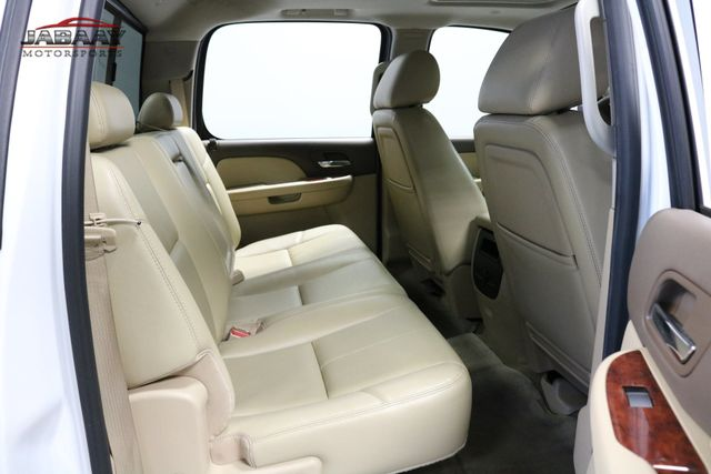 2013 Chevrolet Silverado 3500HD SRW LTZ Merrillville, Indiana 13