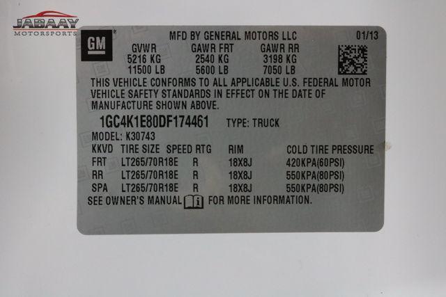 2013 Chevrolet Silverado 3500HD SRW LTZ Merrillville, Indiana 49