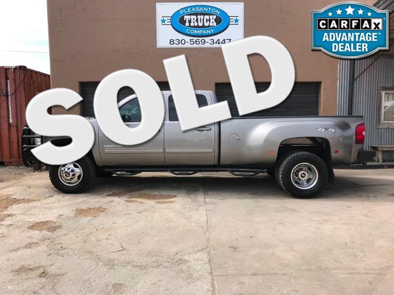 2013 Chevrolet Silverado 3500HD LTZ | Pleasanton, TX | Pleasanton Truck Company in Pleasanton TX