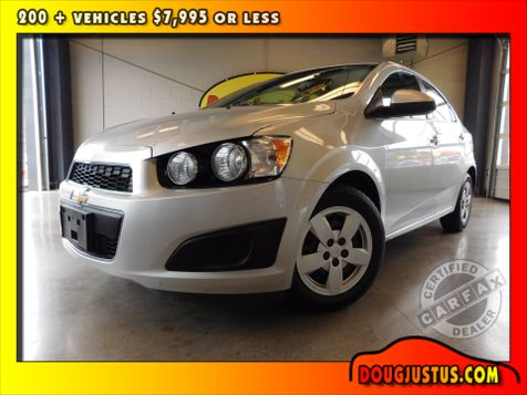 2013 Chevrolet Sonic LS in Airport Motor Mile ( Metro Knoxville ), TN
