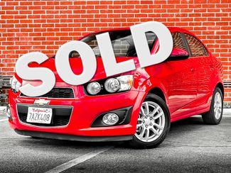 2013 Chevrolet Sonic LT Burbank, CA