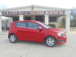2013 Chevrolet Sonic LT Cleburne, Texas