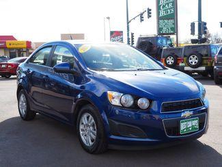 2013 Chevrolet Sonic LT Englewood, CO 2