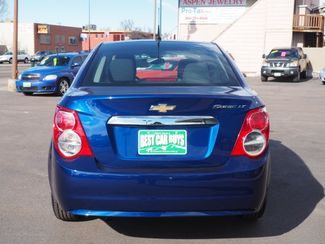 2013 Chevrolet Sonic LT Englewood, CO 6