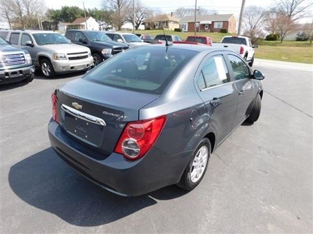 2013 Chevrolet Sonic LT Ephrata, PA 3