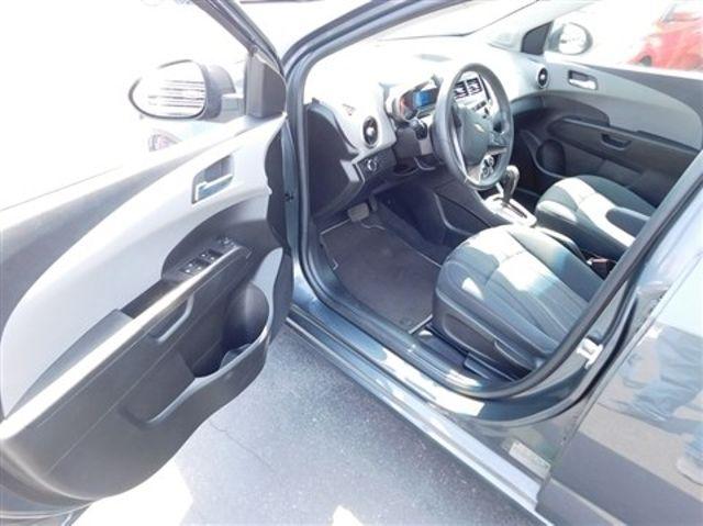 2013 Chevrolet Sonic LT Ephrata, PA 9