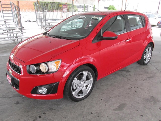 2013 Chevrolet Sonic LTZ This particular vehicle has a SALVAGE title Please call or email to chec