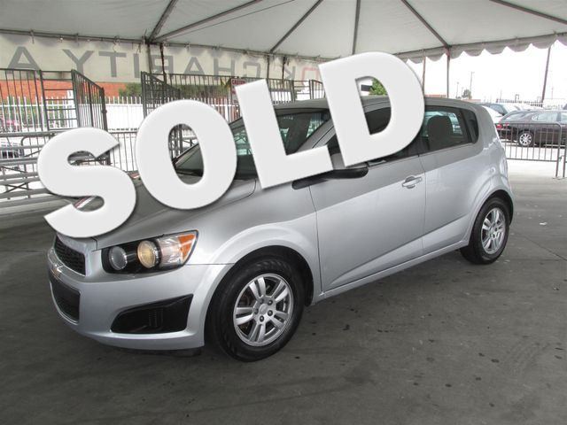 2013 Chevrolet Sonic LT This particular vehicle has a SALVAGE title Please call or email to check