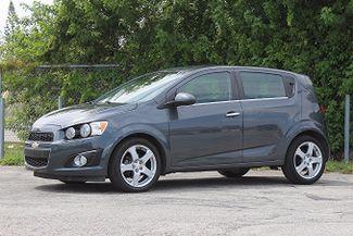 2013 Chevrolet Sonic LTZ Hollywood, Florida 10