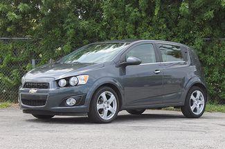 2013 Chevrolet Sonic LTZ Hollywood, Florida 25
