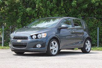 2013 Chevrolet Sonic LTZ Hollywood, Florida 48