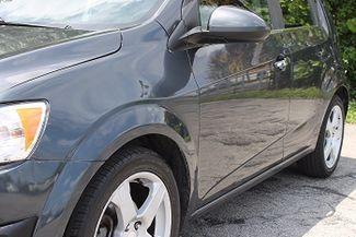 2013 Chevrolet Sonic LTZ Hollywood, Florida 11