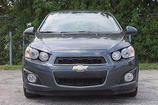 2013 Chevrolet Sonic LTZ Hollywood, Florida 12