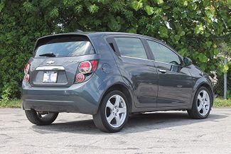 2013 Chevrolet Sonic LTZ Hollywood, Florida 4