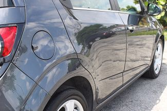 2013 Chevrolet Sonic LTZ Hollywood, Florida 5