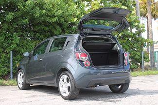 2013 Chevrolet Sonic LTZ Hollywood, Florida 41
