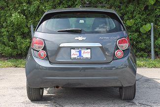 2013 Chevrolet Sonic LTZ Hollywood, Florida 6