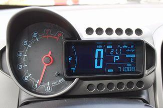 2013 Chevrolet Sonic LTZ Hollywood, Florida 17