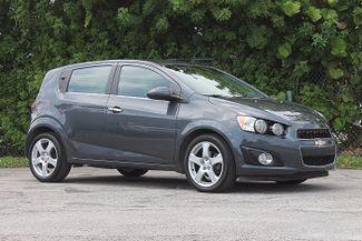 2013 Chevrolet Sonic LTZ Hollywood, Florida 24