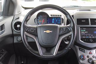 2013 Chevrolet Sonic LTZ Hollywood, Florida 15