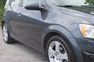2013 Chevrolet Sonic LTZ Hollywood, Florida 2