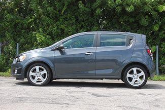 2013 Chevrolet Sonic LTZ Hollywood, Florida 9