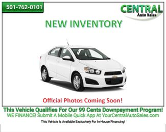 2013 Chevrolet Sonic LTZ | Hot Springs, AR | Central Auto Sales in Hot Springs AR