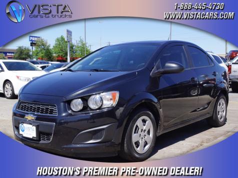 2013 Chevrolet Sonic LS in Houston, Texas