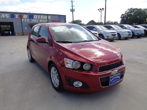 2013 Chevrolet Sonic LT in Houston