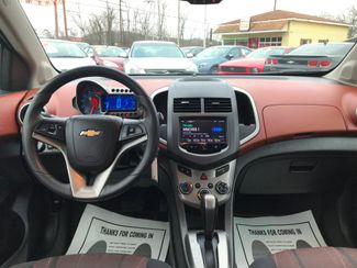 2013 Chevrolet Sonic LT Knoxville , Tennessee 34