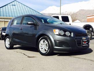 2013 Chevrolet Sonic LT LINDON, UT 4